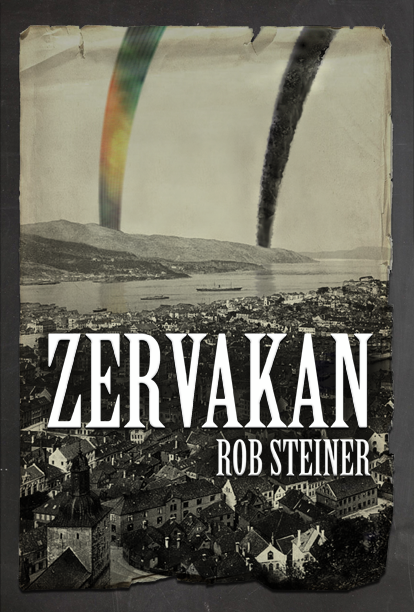 Zervakan book cover